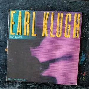 Other - Earl Klugh Nightsongs Record Album